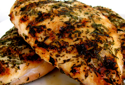Grilled Lemon-Herb Chicken Recipe MyRecipes