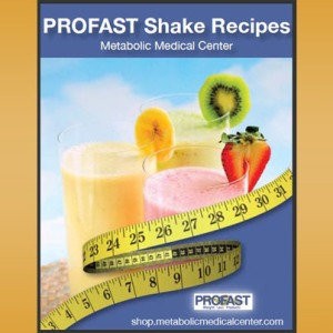 Profast Shake Recipe Book