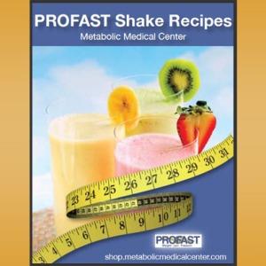 Profast Shake Recipe Book