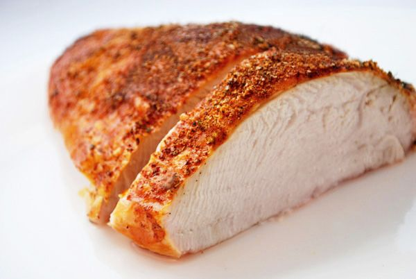 Congratulate, Cooking a marinated turkey breast