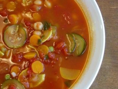 Italian Vegetable Stew | Foodies 4 MMC